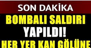 SON DAKİKA ! CAMİYE HAİN SALDIRI.. SON DAKİKA!!!