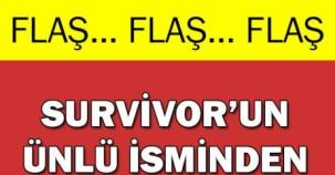 Survivor'un Ünlü yarışmacısından çok kötü haber!!!