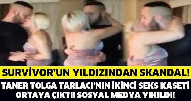 SURVİVOR TANER'İN 2. SEKS VİDEOSU İNTERNETİ KASIP KAVURDU!