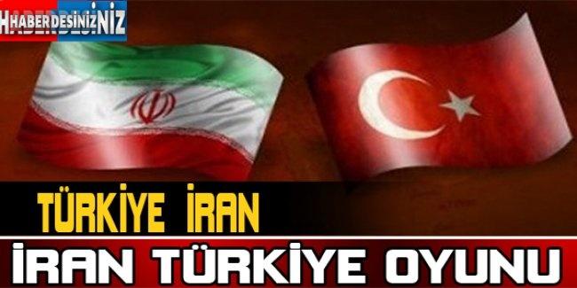 İran'ın Türkiye oyunu