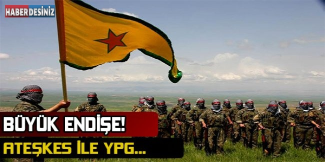 Büyük endişe! Ateşkes ile YPG...