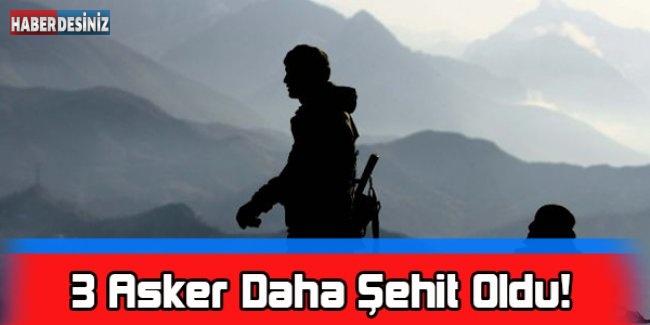 3 Azerbaycan Askeri Daha Şehit Oldu