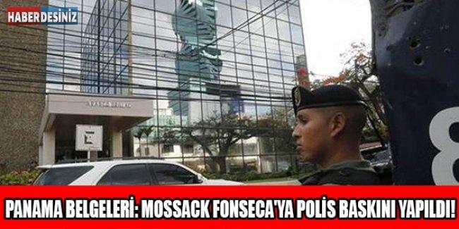 Panama Belgeleri: Mossack Fonseca'ya polis baskını yapıldı