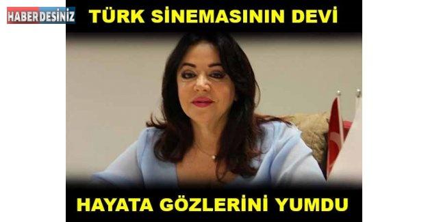 Türk Sinemasının Devi Oya Aydoğan Hayata Gözlerini Yumdu