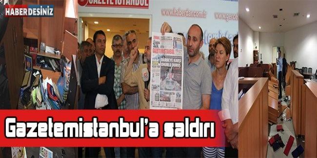 Gazetemistanbul'a saldırı