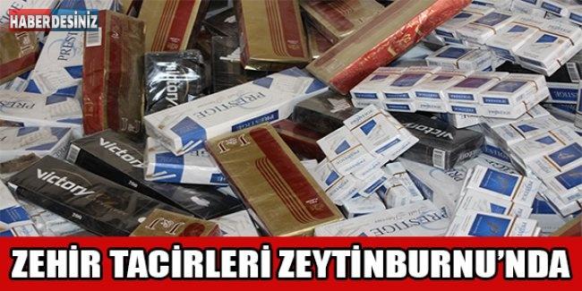ZEHİR TACİRLERİ ZEYTİNBURNU'NDA