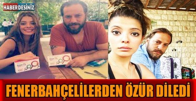 Fenerbahçelilerden Özür Diledi