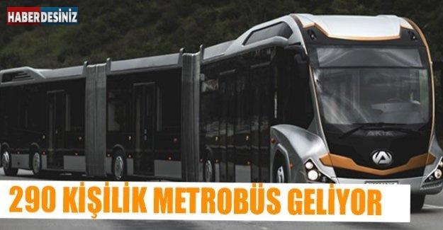 Metrobüs Geliyor