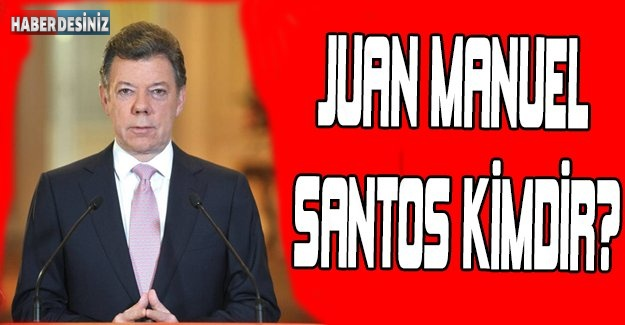Juan Manuel Santos Kimdir?