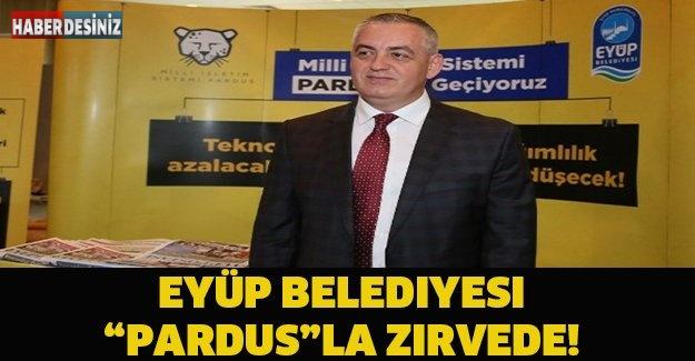 """EYÜP BELEDIYESI """"PARDUS""""LA ZIRVEDE!"""