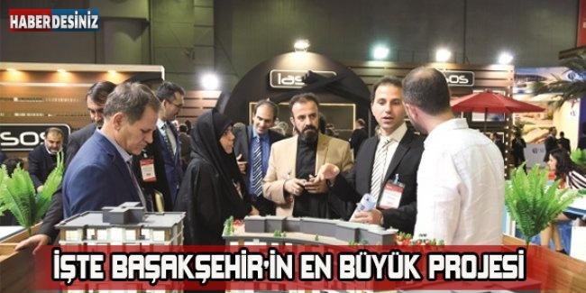 İşte Başakşehir'in en büyük projesi