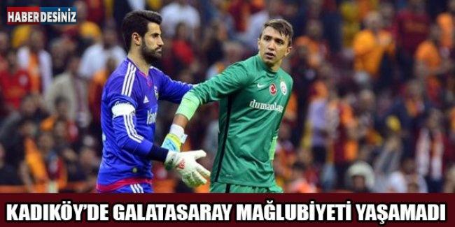Kadıköy'de Galatasaray mağlubiyeti yaşamadı