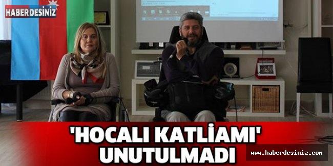 'HOCALI KATLİAMI' UNUTULMADI