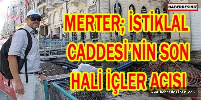 Merter; İstiklal Caddesi'nin son hali içler acısı