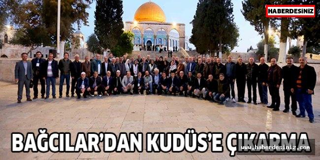 Bağcılar'dan Kudüs'e çıkarma