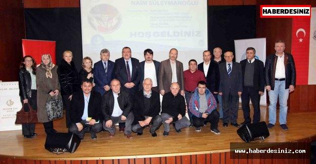 """""""Naim Süleymanoğlu Bağcılar'da anıldı"""""""