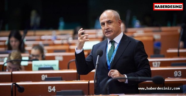 Başkan Akgün: İnsan Hakları Ödülü Kilis'e verilmeliydi!