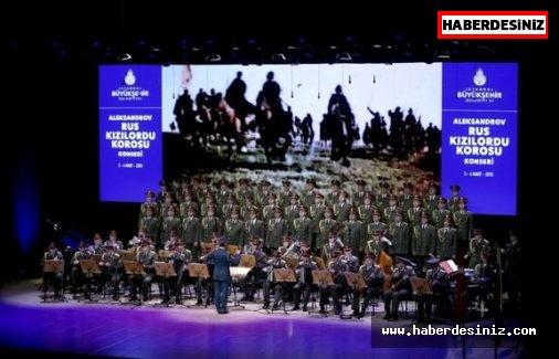 Kızılordu'dan 'Çanakkale Türküsü'