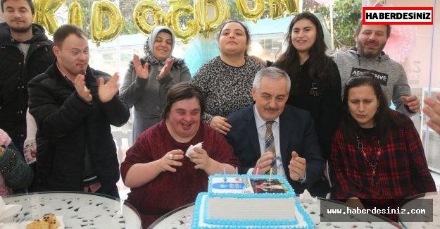 Özel Öğrencilere Özel Kutlama