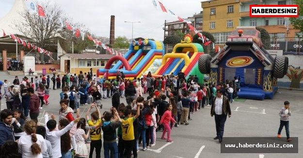 Başkan Remzi Aydın'dan çocuk şenliklerine davet