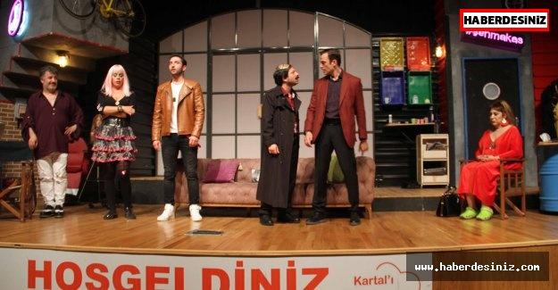 'ŞEN MAKAS'ADLI OYUN KARTALLILARDAN YOĞUN İLGİ GÖRDÜ