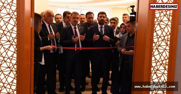 Yeni Meclis Salonu Dualarla Açıldı