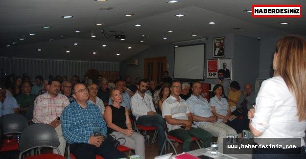Bakırköy'de OHAL'siz Panel