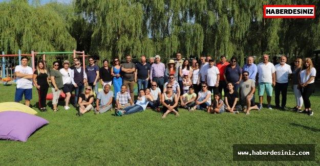 Gazeteciler Çatalca'da Buluştu