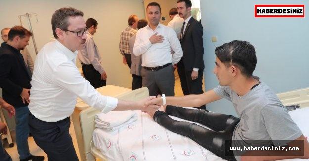 Kahramanlara Başakşehir'de Sağlık Hizmeti