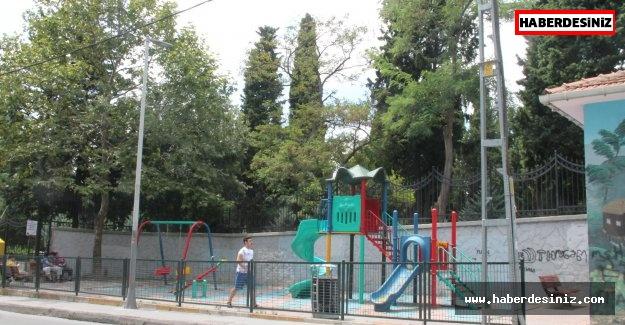 Yayla Mahallesi'nin Tek Yeşil Alanı Feriköy Mezarlığı