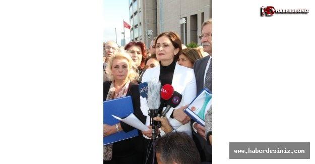 """Kaftancıoğlu: """"Giderayak İstanbul'a ihanet etmekten vazgeçin"""""""