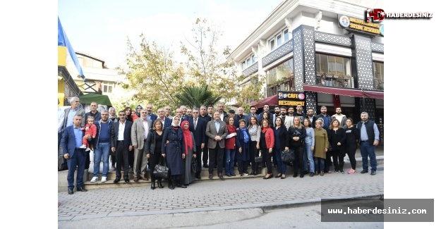 """Kılıç: """"Anadolu hümanizmi Maltepe'de kardeşliğin çimentosudur"""""""