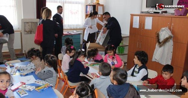 Neutec İlaç, Taşburun köyü ilkokulunda Teknoloji Sınıfı Kurdu