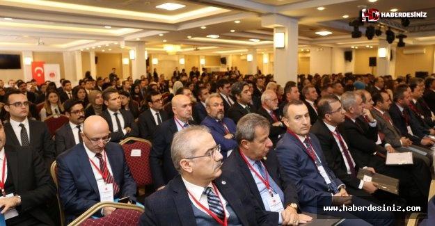 Baro Başkanı Av. Bülent Şarlan  Yargı Reformu Stratejisi Toplantısı İçin Ankara'daydı