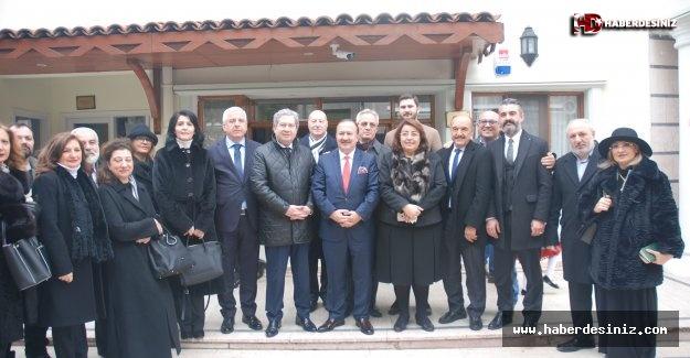 AK Parti Bakırköy, Kiliseleri Ziyaret Etti!