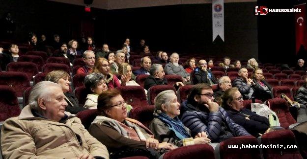Altın Portakal Ödüllü Belgesel, Maltepe'de İzleyiciyle Buluştu