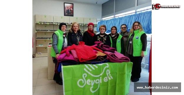 Büyükçekmece'den Türkiye'nin Dört Bir Yanına Yardım Eli Uzanıyor