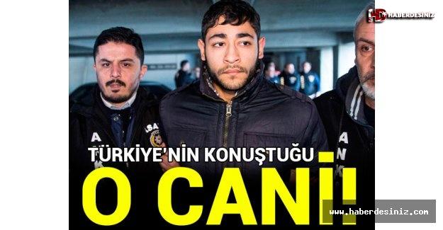 Ceren Damar'ı Katili Ankara'da Gözaltına Alındı