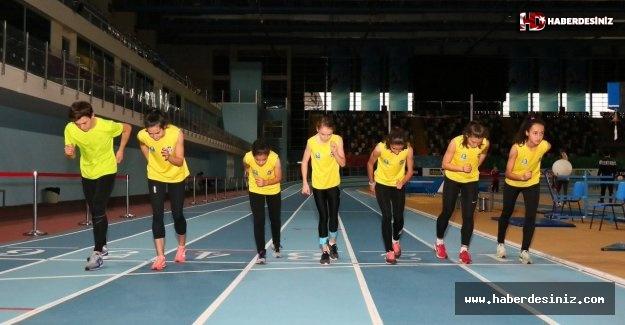 Eyüpsultanlı gençler Olimpiyatlara hazırlanıyor