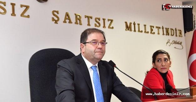 Maltepe'de Belediye Meclisi Yeni Yılın İlk Toplantısını Gerçekleştirdi
