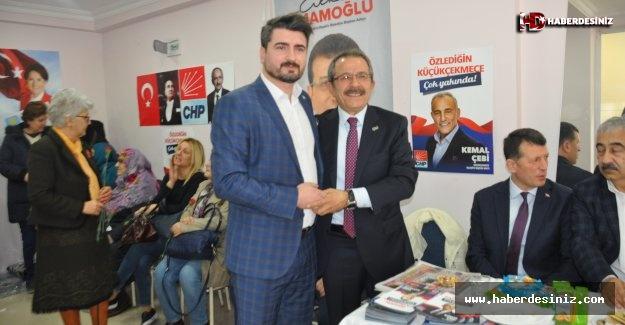"""Çebi """"Cumhuriyet Mahallesi Tamam"""""""