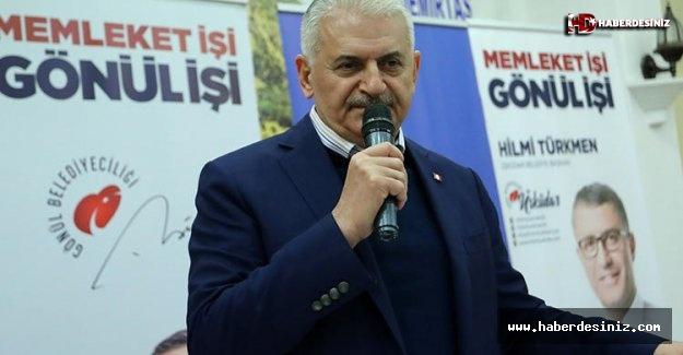 """""""İstanbul'un geleceği için, herkesten destek istiyoruz"""""""