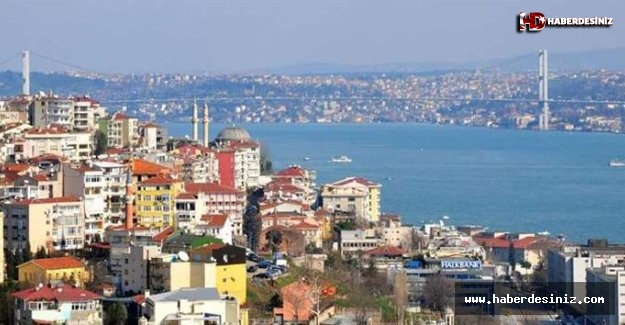 İstanbul'da En Çok Konutu Yabancı Vatandaşlar Aldı