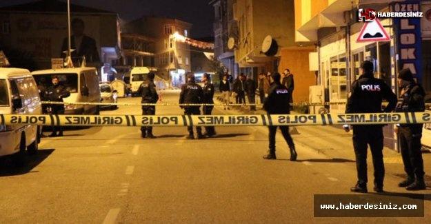 Şehrin Orta Yerinde Pompalı Tüfekle Vurdu