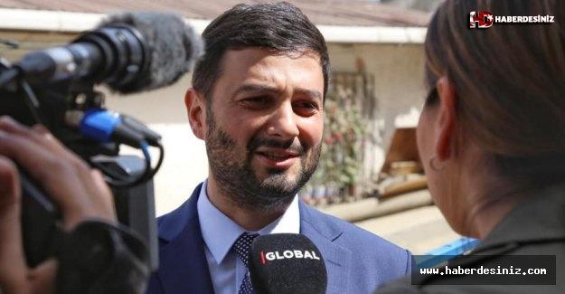 Başkan Öztekin: ''Yahya Kemal'de Örnek Bir Kentsel Dönüşüm Başlatacağız''