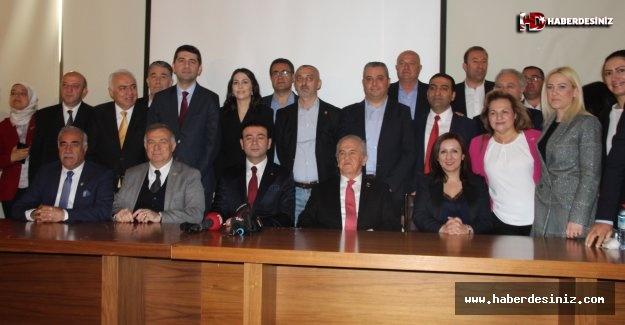 Beşiktaş'ta Rıza Akpolat, göreve başladı
