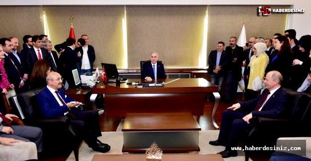 Fatih Belediyesi Yeni Belediye Başkanına Kavuştu