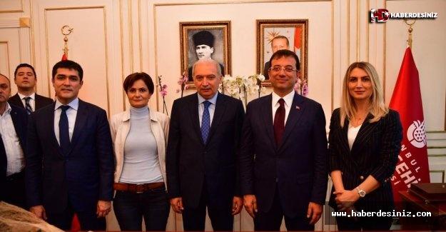 İstanbul'da İmamoğlu dönemi..!