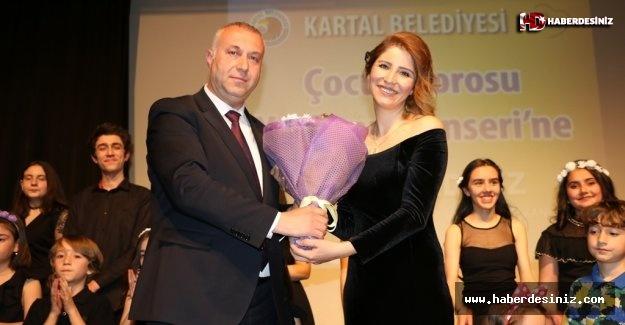 Kartal Belediyesi Çocuk Korosu'ndan Muhteşem Konser