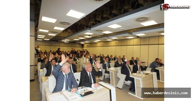 Sarıyer Belediye Meclisi'nde yeni dönem ilk toplantısı..!